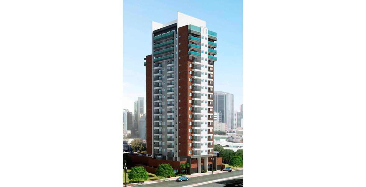FACHADA com arquitetura diferenciada, com estilo e personalidade própria.