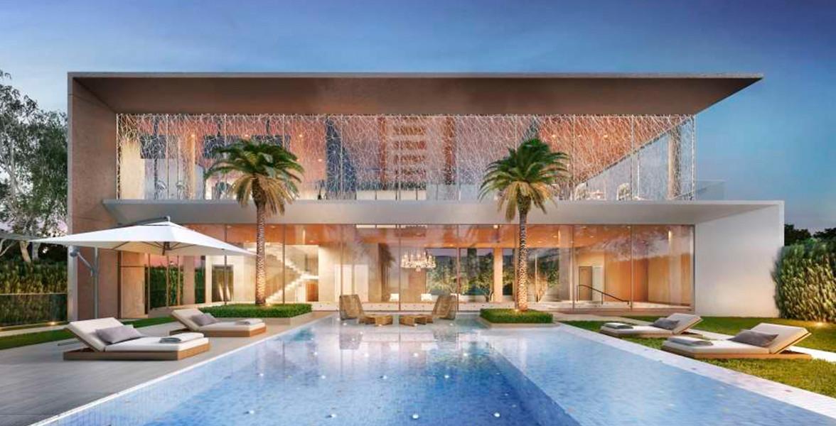 LOUNGE COBERTO em 2 pavimentos, contém piscina, spa, fitness e quadra de tênis.