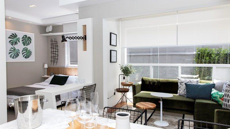 STUDIO de 36 m² do Up Style Brooklin