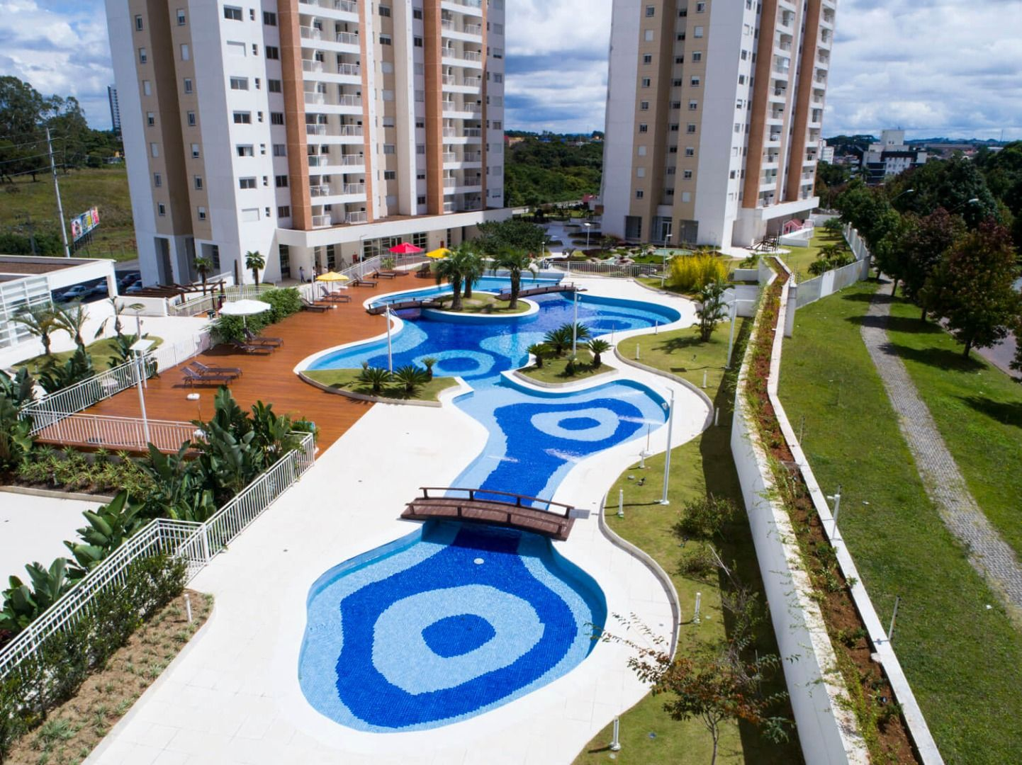 Parque Ecoville - Torre Barigui, foto 2