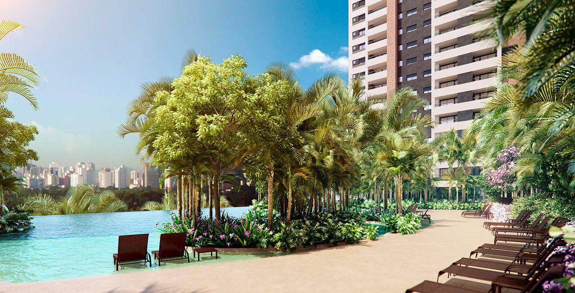 Piscine Station Resort
