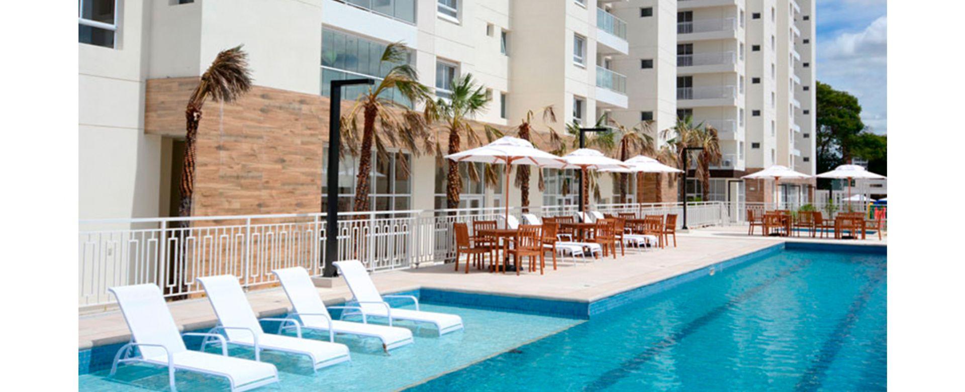 Imagem destaque do Empress Residencial Resort