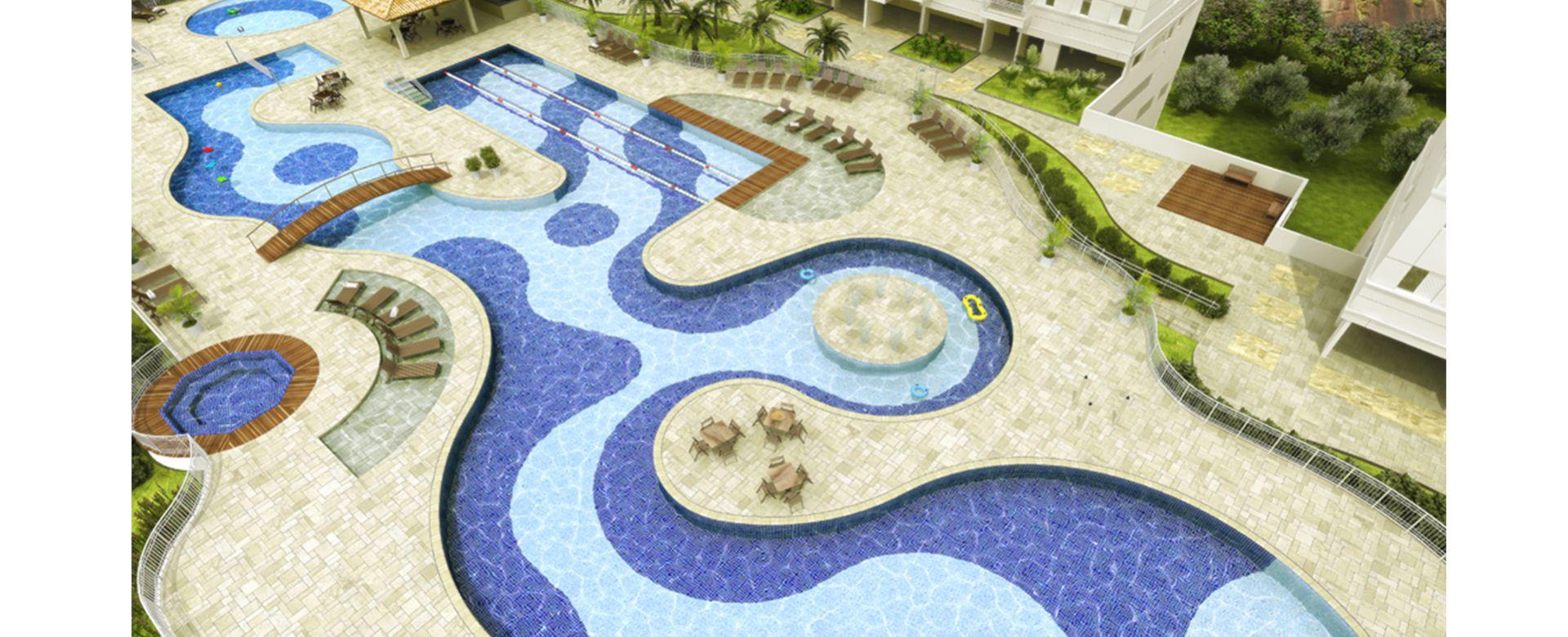 Imagem destaque do Acqua Play Home & Resort