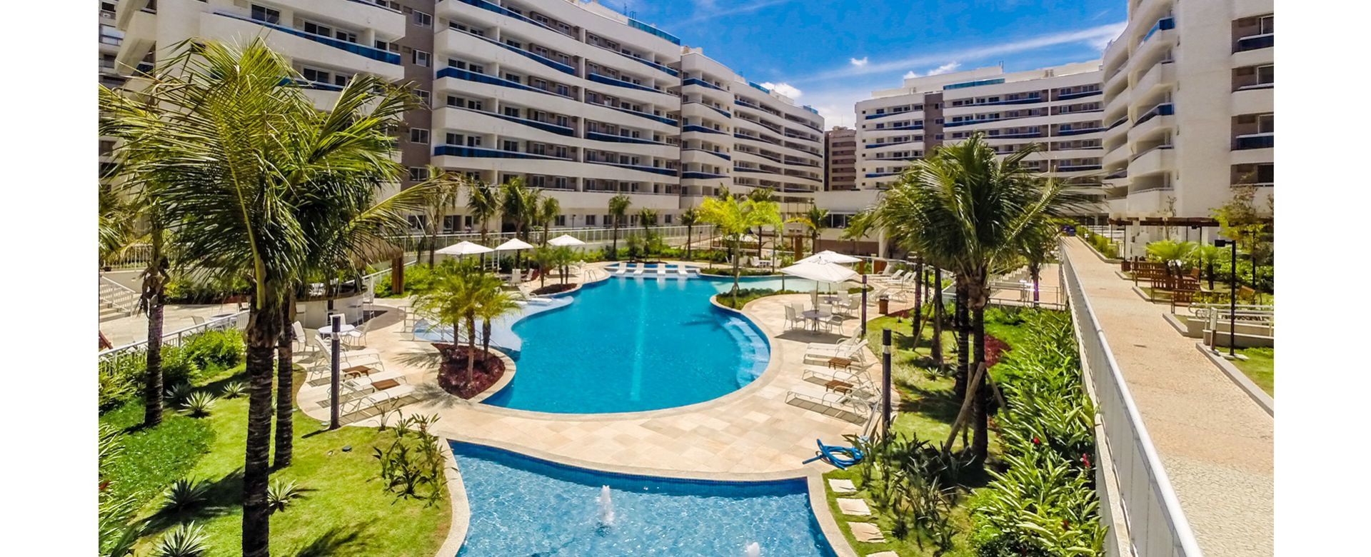 Imagem destaque do Onda Carioca Condominium Club