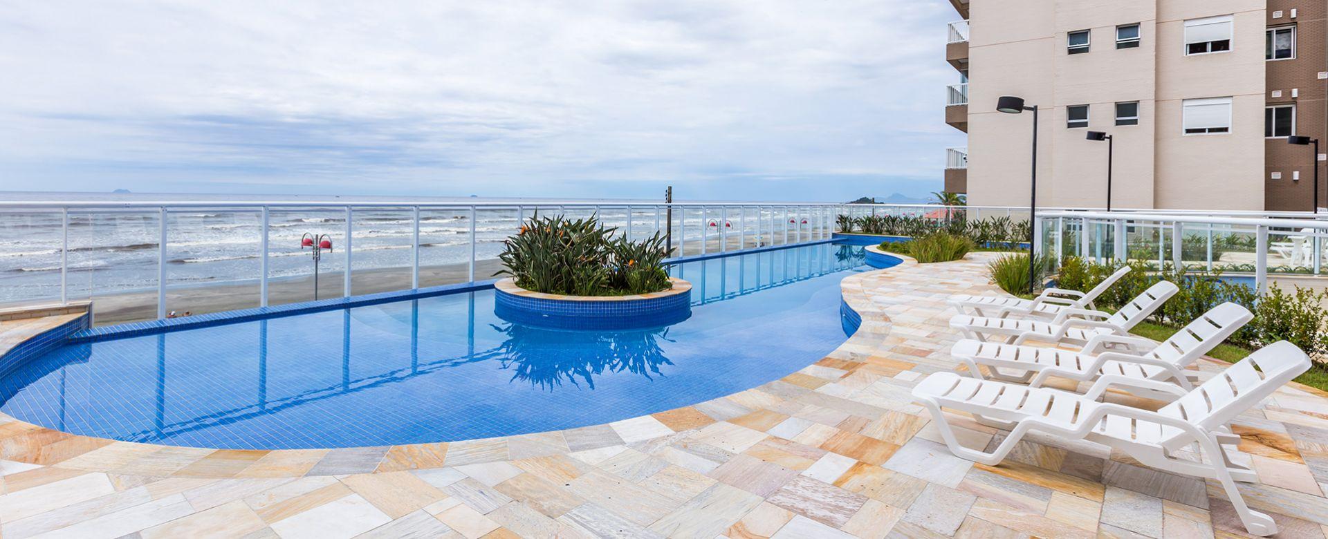 Imagem destaque do Resort Itanhaém