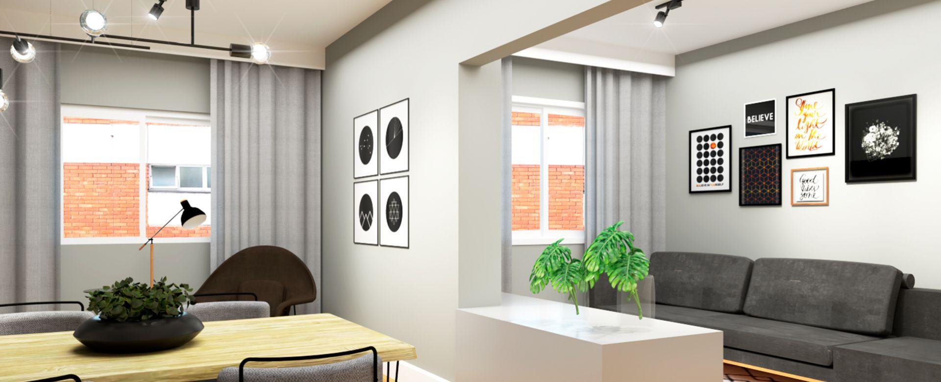 Imagem destaque do Edifício Scorpius & Antares