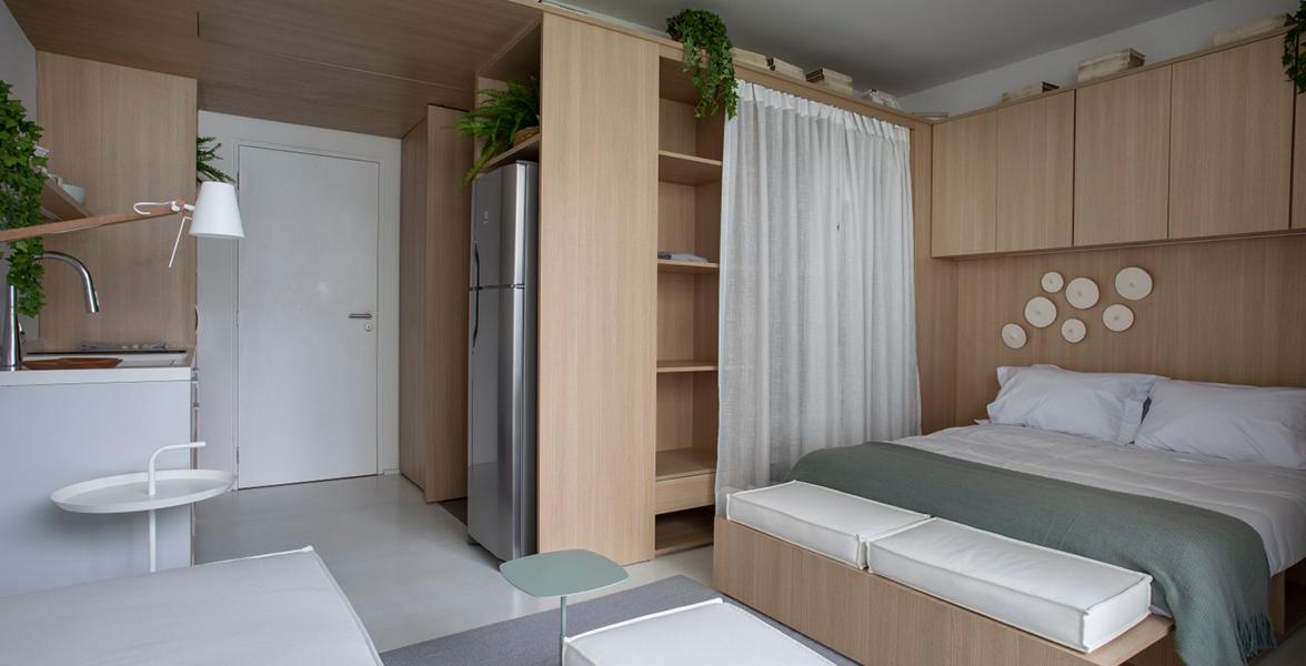STUDIO do studio de 27 m².