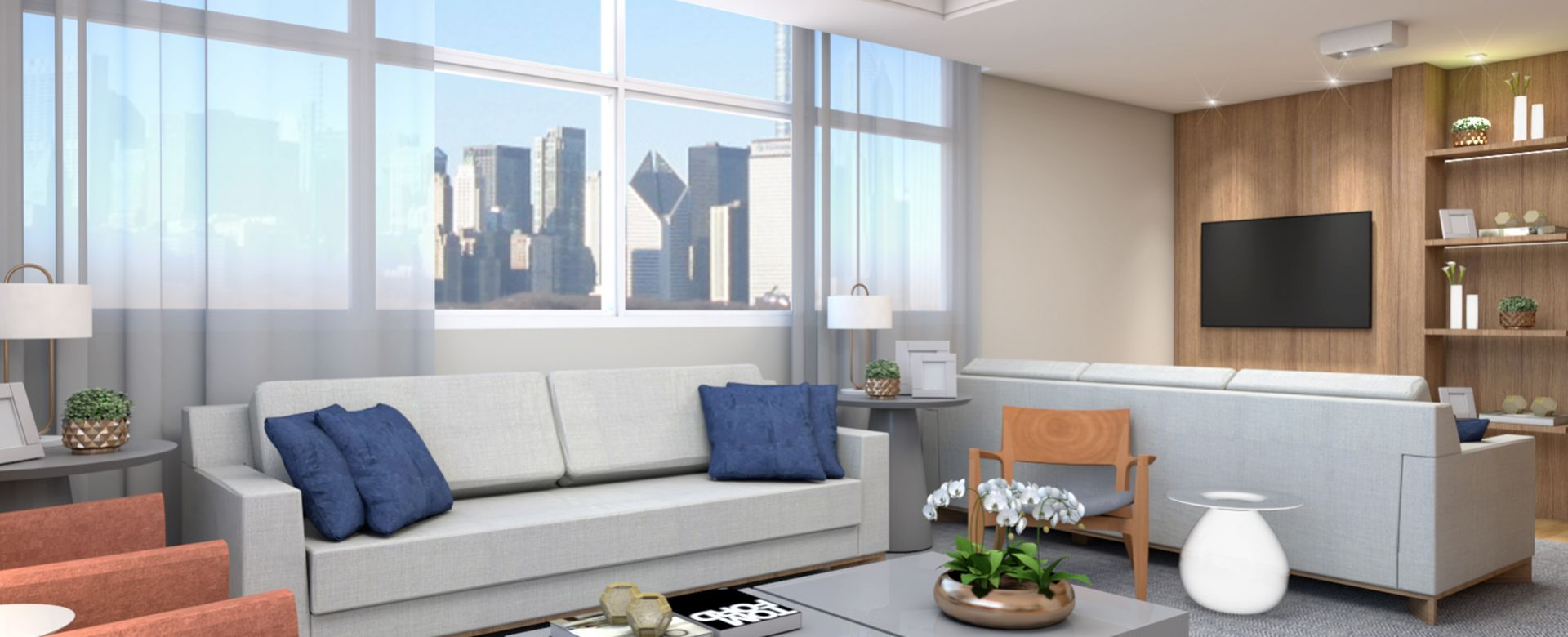 Imagem destaque do Edifício Columbia