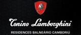 Logotipo do Tonino Lamborghini Residences Balneário Camboriú