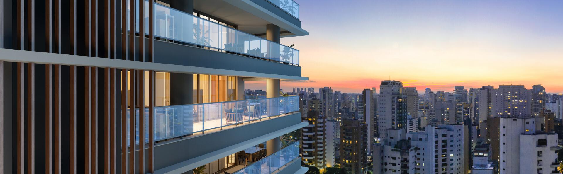 Balkon Campo Belo, foto 5