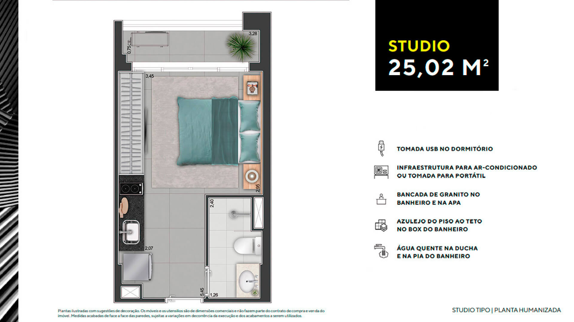 25 M² - STUDIO.