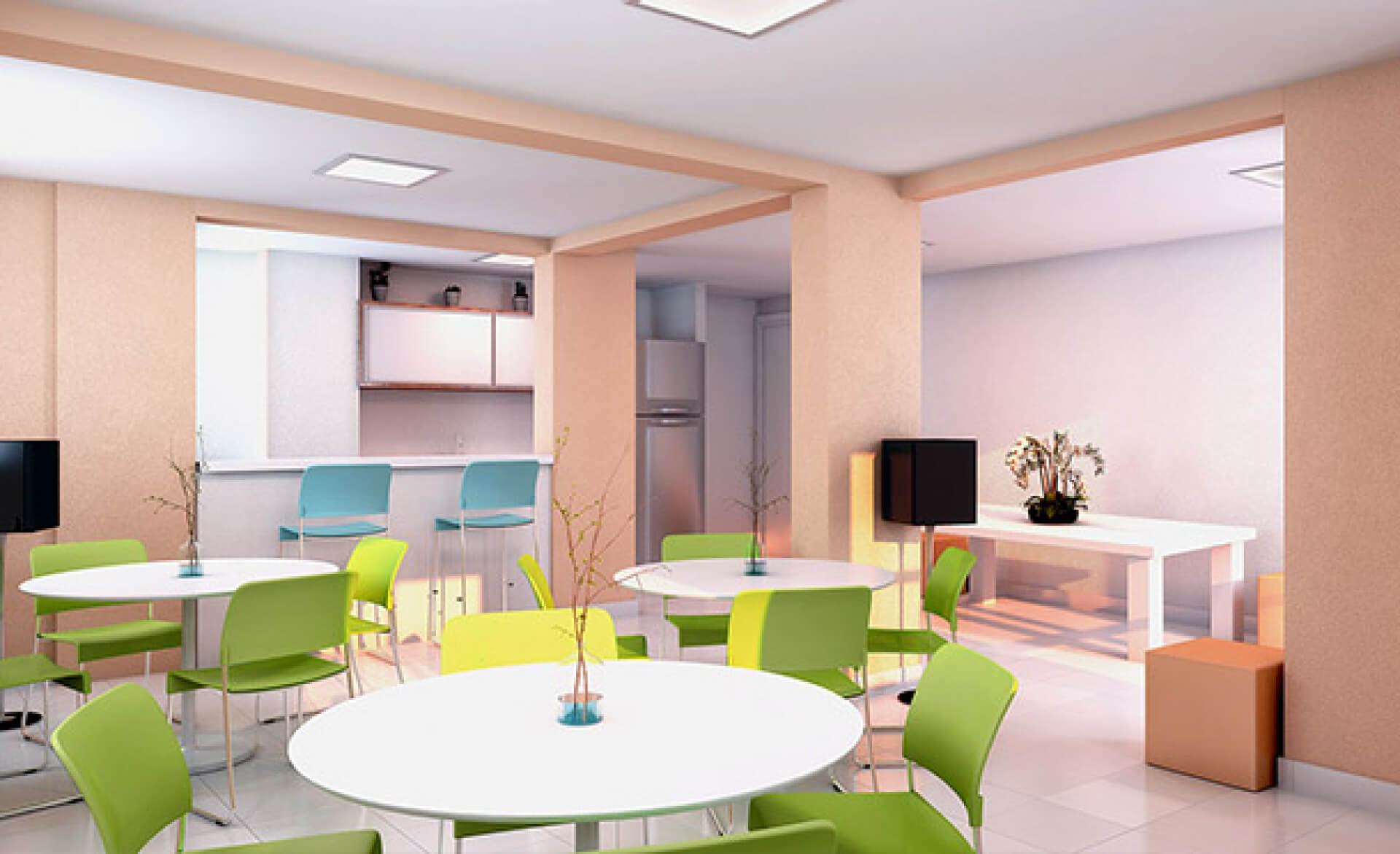 Atrium Residencial Clube, foto 5