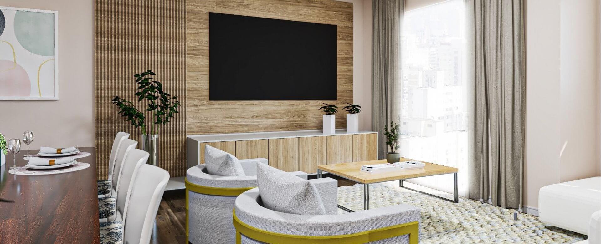 Imagem destaque do Edifício Residencial Moema