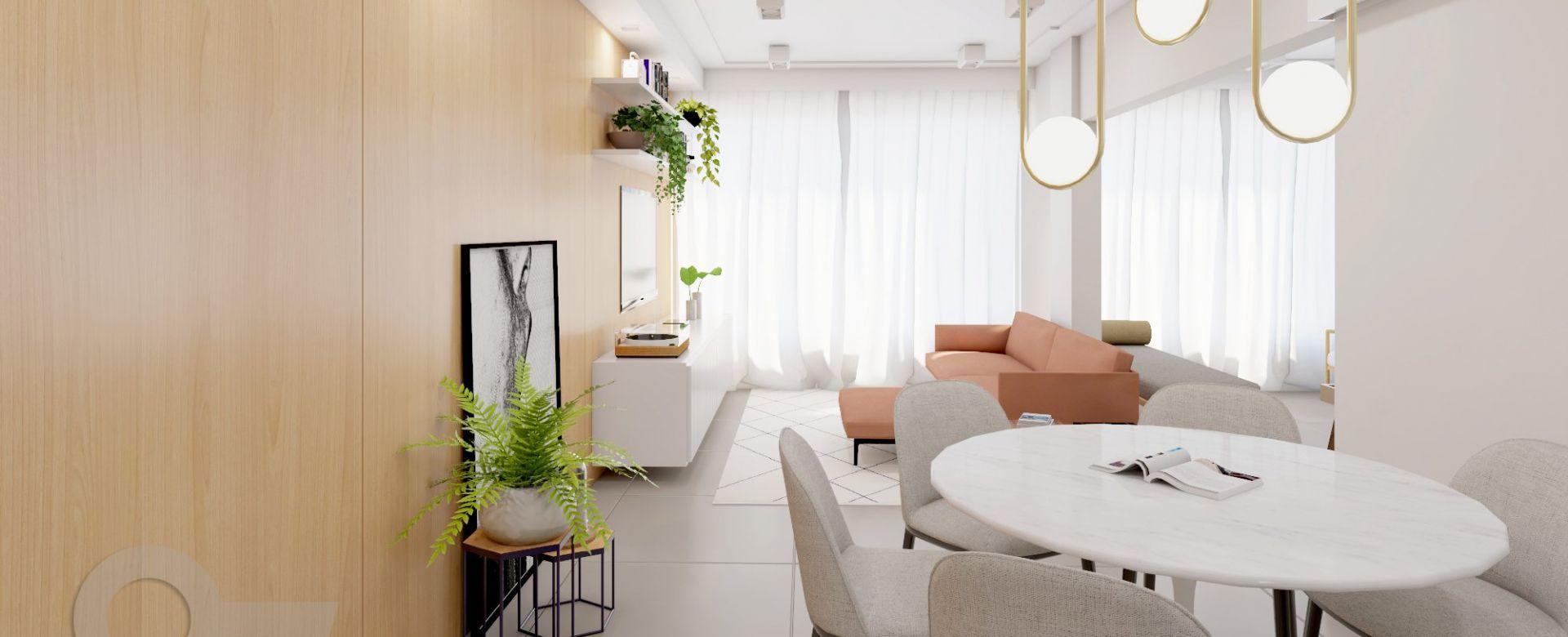 Imagem destaque do Edifício Leblon Apto 201