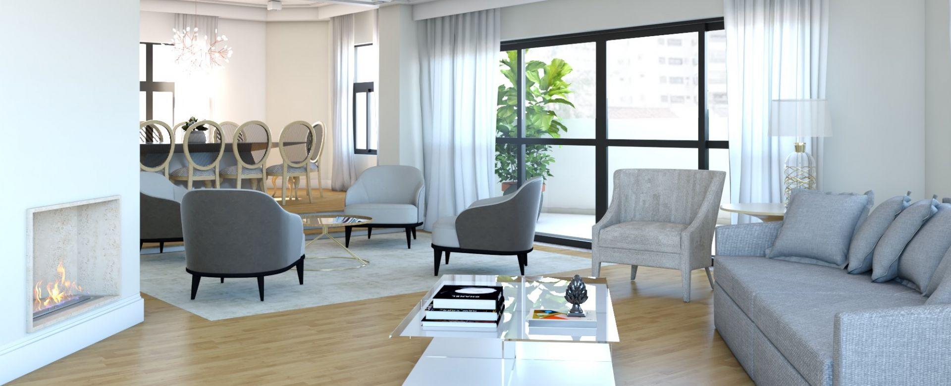 Imagem destaque do Edifício Vila Real