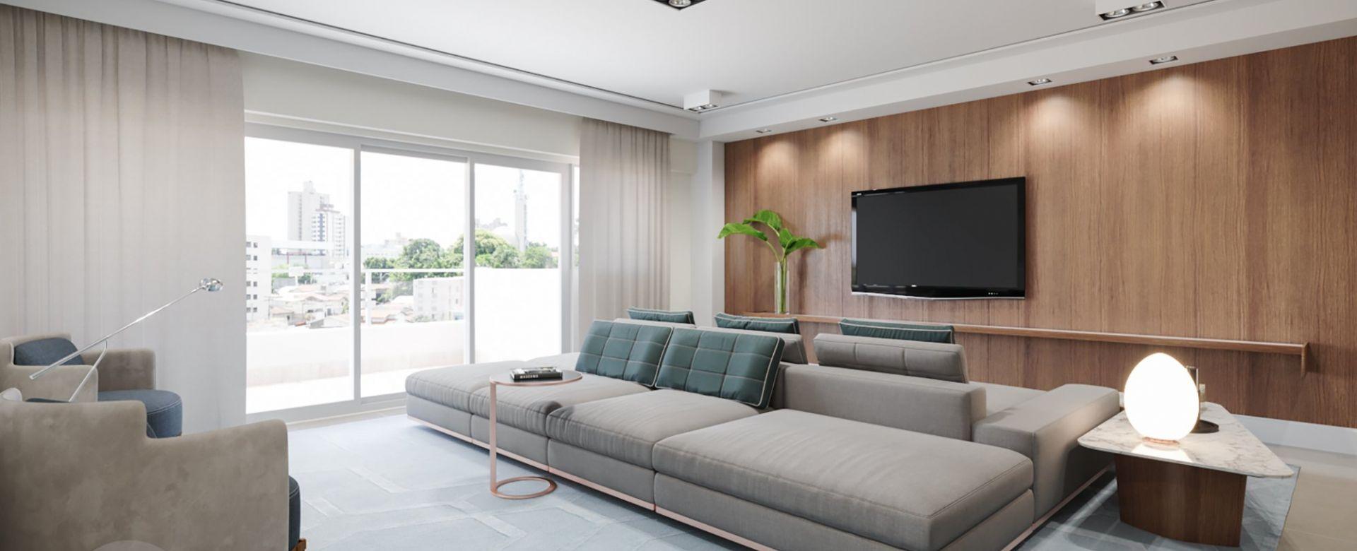 Imagem destaque do Edifício Leblon Apto 301