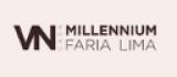 Logotipo do VN Millenium - Hype Faria Lima