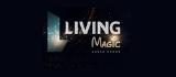 Logotipo do Living Magic Rudge Ramos