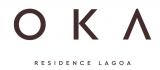 Logotipo do OKA Residence Lagoa