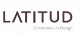Logotipo do Latitud Condominium Design - North e East