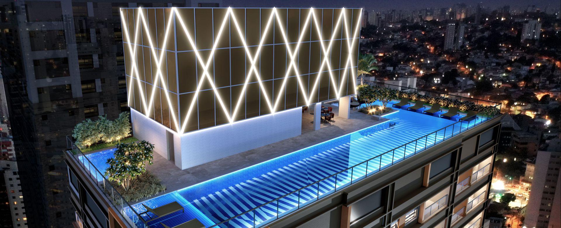 Imagem destaque do Cyrela Iconyc - High Line