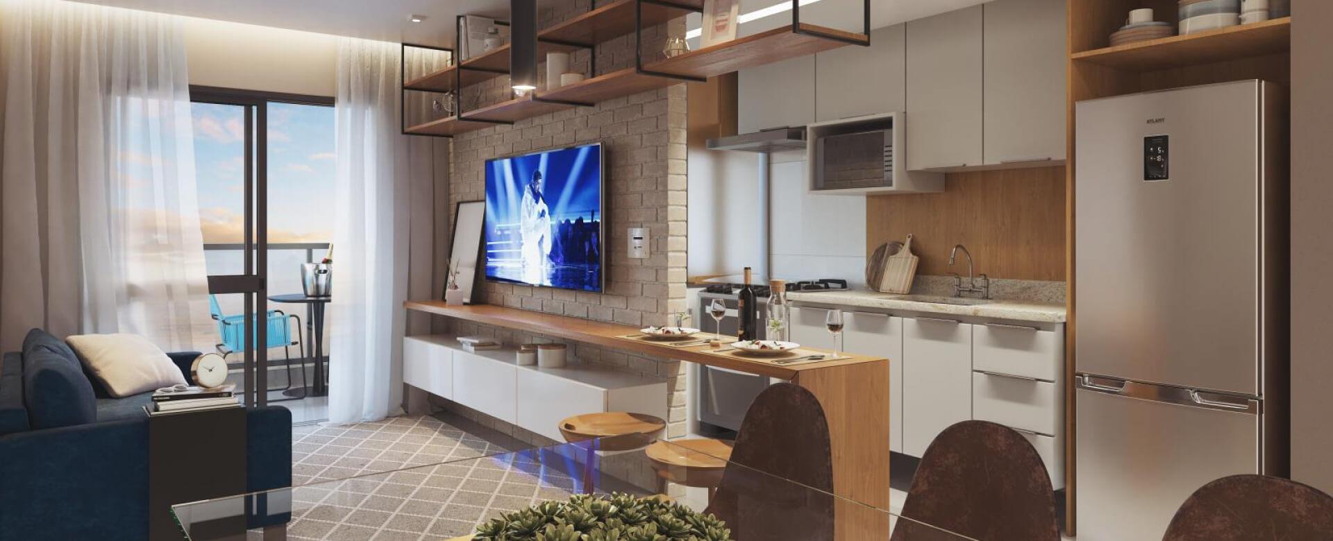 Imagem destaque do Park View Comfort Homes
