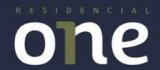 Logotipo do Residencial One