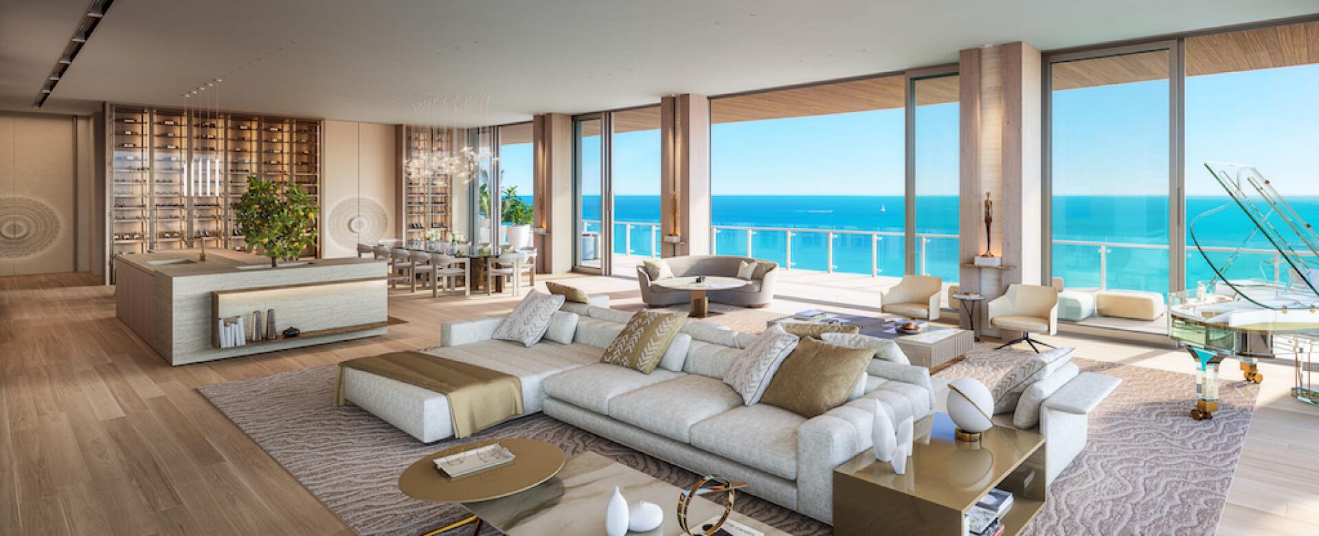 57 Ocean Miami Beach, foto 1
