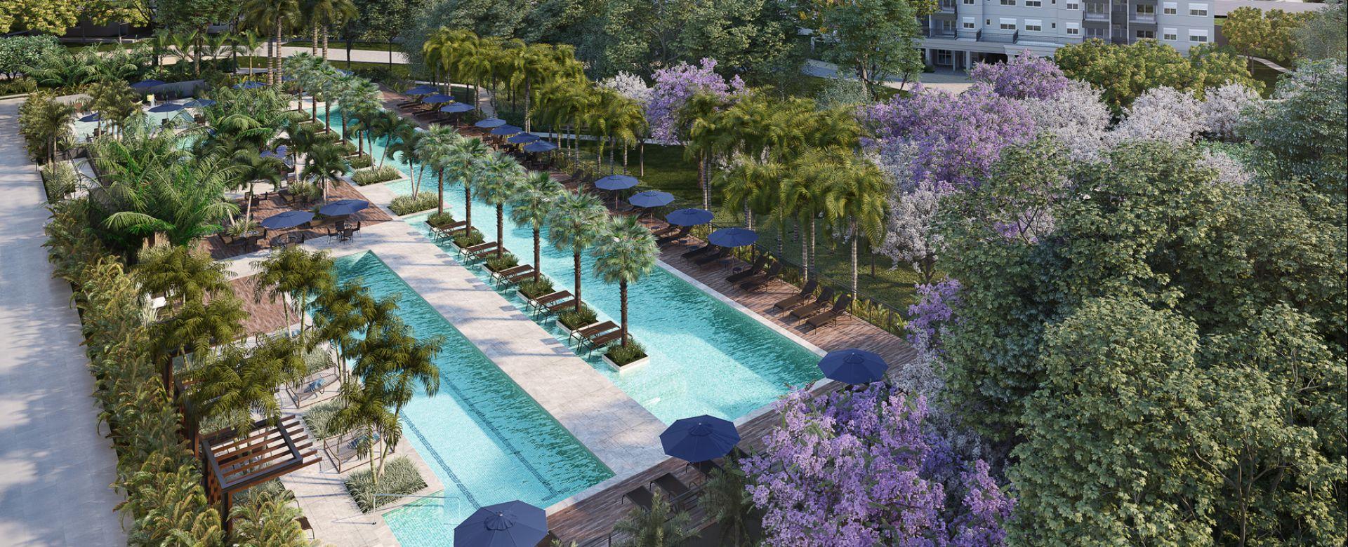Imagem destaque do Raiz São Paulo Parque Resort