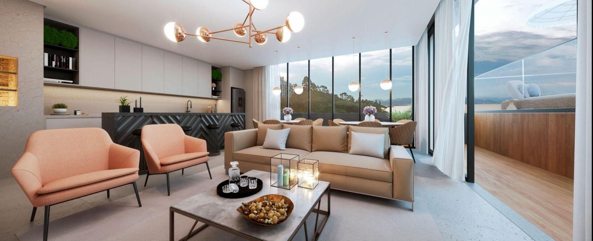 Imagem destaque do Reflect Residence