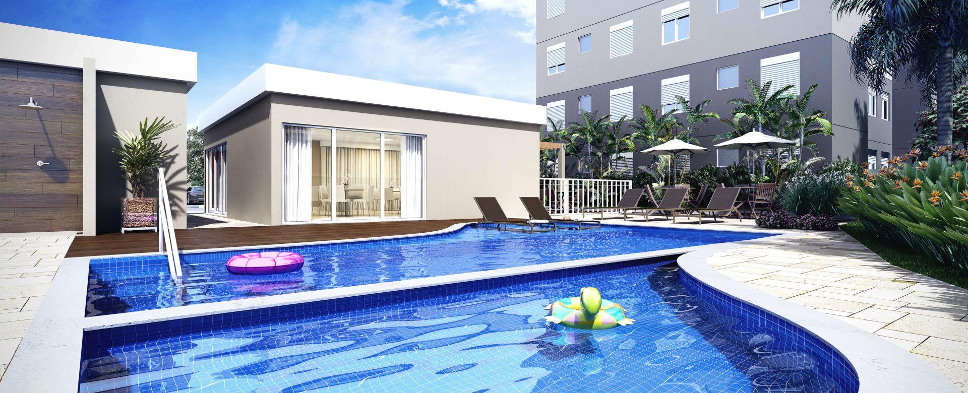 Imagem destaque do Quartier Residencial Clube
